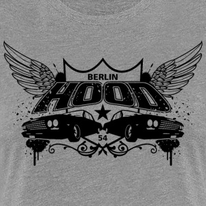 Berlin Hood Wings T-Shirts - Women's Premium T-Shirt