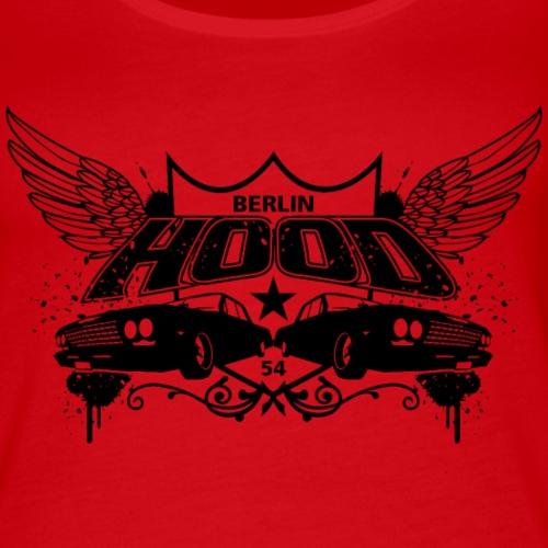 Berlin Hood Wings