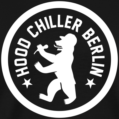 Hood Chiller Berlin Bear