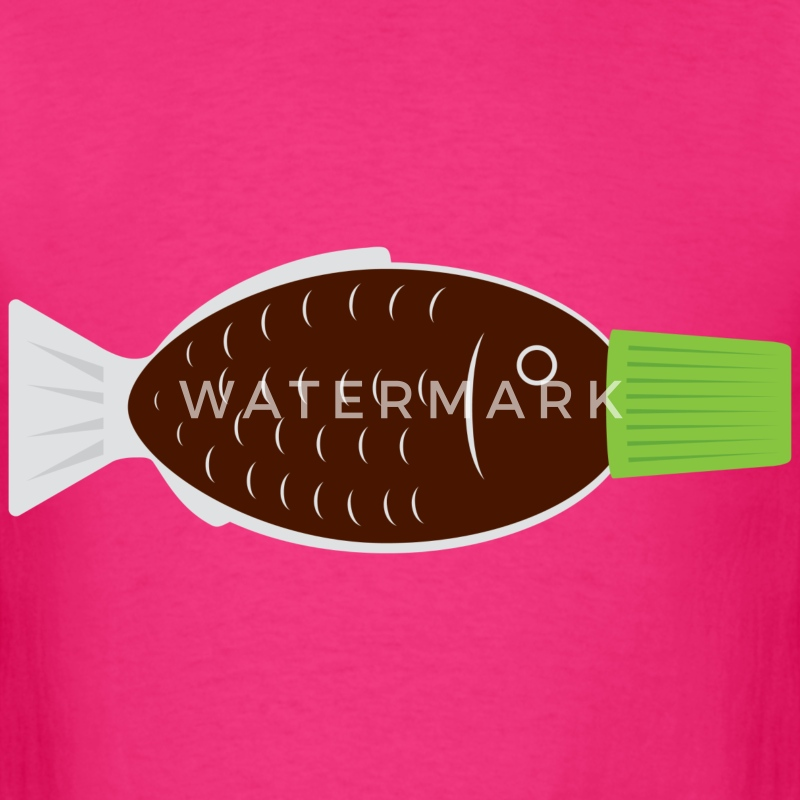Soy Sauce Fish T-Shirts - Men's T-Shirt