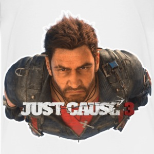 NOT OFFICIAL JUST CAUSE 3 SHIRT - Kids' Premium T-Shirt