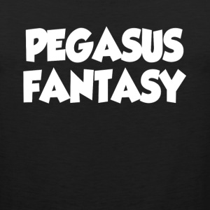 PEGASUS FANTASY MYTH ANCIENT GREEK SAINT ATHENA Sportswear - Men's Premium Tank
