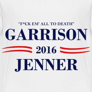 Garrison-Jenner 2016 Baby & Toddler Shirts - Toddler Premium T-Shirt