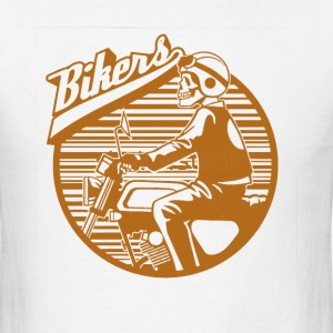 Bikers - Men's T-Shirt