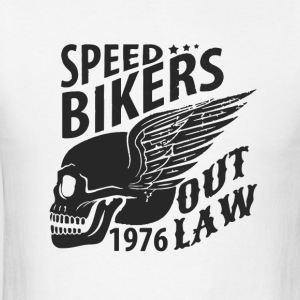 Speed bikers - outlaw - Men's T-Shirt