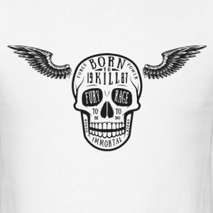 Immortal biker - Men's T-Shirt