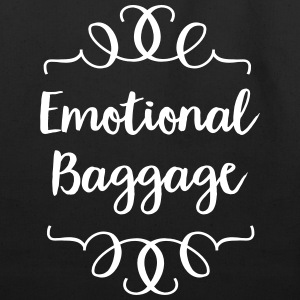 emotional baggage Bags & backpacks - Eco-Friendly Cotton Tote