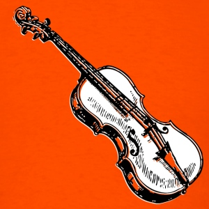 Vintage Violin T-Shirts - Men's T-Shirt