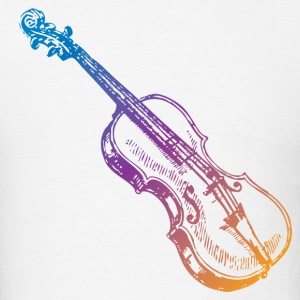 Antique Violin T-Shirts - Men's T-Shirt