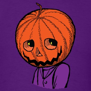 Pumpkin_head_Jack T-Shirts - Men's T-Shirt
