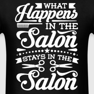 Salon Shirt - Men's T-Shirt