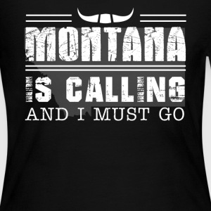 Montana Shirt - Women's Long Sleeve Jersey T-Shirt