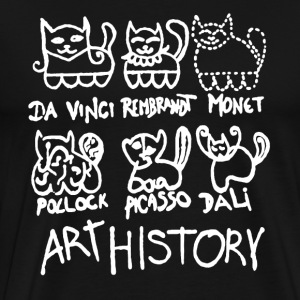 Art History Shirt - Men's Premium T-Shirt