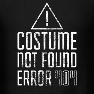 Not Found Error - Men's T-Shirt