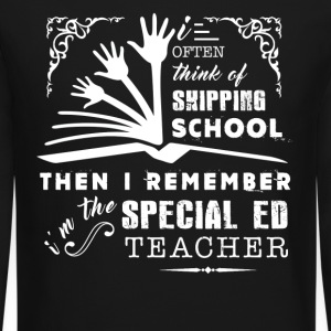 Im The Special Ed Teacher - Crewneck Sweatshirt