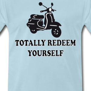 Dumb And Dumber - Totally Redeem Yourself T-Shirts - Men's Premium T-Shirt