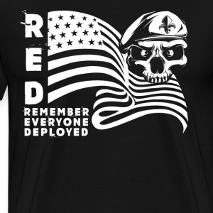 Red Friday T shirts - Men's Premium T-Shirt