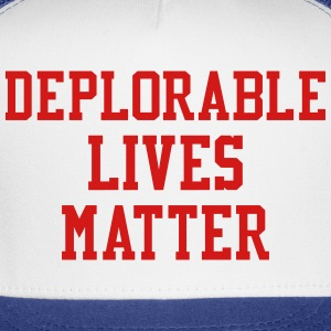 Deplorable Lives Matter EPS Sportswear - Trucker Cap