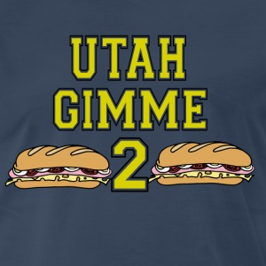 Point Break - Utah Gimme 2 T-Shirts - Men's Premium T-Shirt