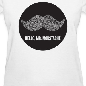 SIR MOUSTACHE MR - Women's T-Shirt