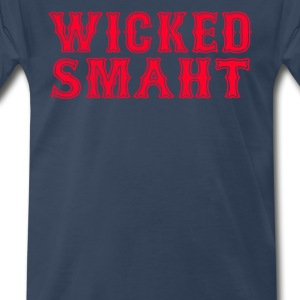 Wicked Smaht T-Shirts - Men's Premium T-Shirt