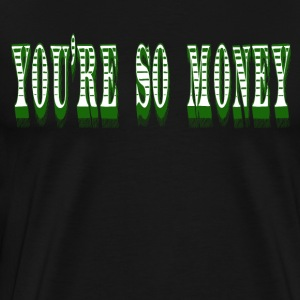Swingers - You're So Money T-Shirts - Men's Premium T-Shirt