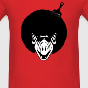 ALF AFRO 80'S RETRO COOL - Men's T-Shirt