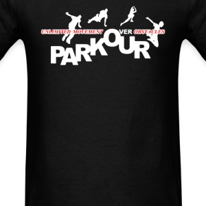 Parkour - Men's T-Shirt