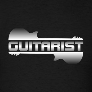 metal guitarist - Men's T-Shirt