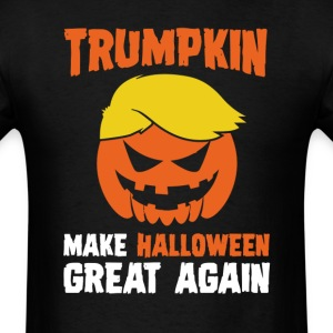 Donald Trumpkin Make Halloween Great Again Adult T T-Shirts - Men's T-Shirt