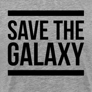SAVE THE GALAXY T-Shirts - Men's Premium T-Shirt