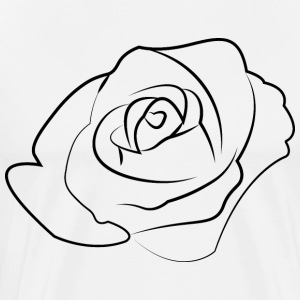 The Rose - Men's Premium T-Shirt