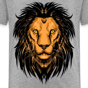 Lion Artwork Baby & Toddler Shirts - Toddler Premium T-Shirt