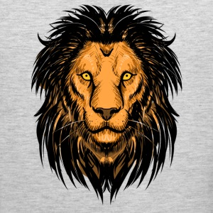 Lion Artwork Sportswear - Men's Premium Tank