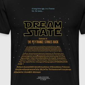 Men's Dreamstate 2016 - Psy Strikes Back - Men's Premium T-Shirt
