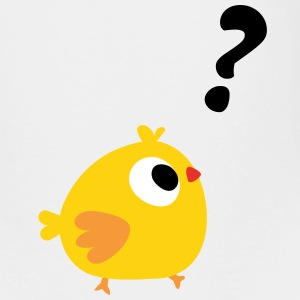 Cute Baby Chick - Kids' Premium T-Shirt