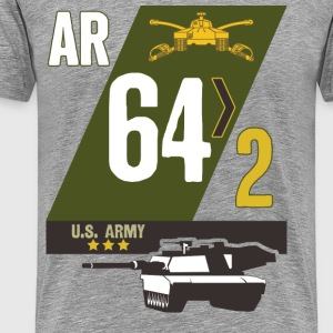 2/64 Armor - Men's Premium T-Shirt