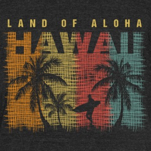 Hawaii T-Shirts - Unisex Tri-Blend T-Shirt by American Apparel