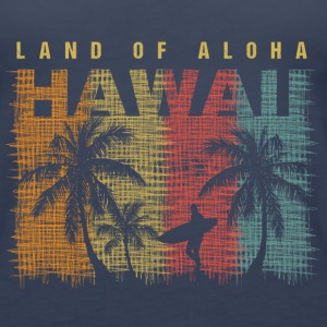Hawaii Tanks - Women's Premium Tank Top