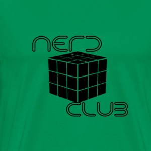 Nerd Club (CUBE) - Men's Premium T-Shirt