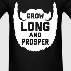 Grow Long and Prosper - Men's T-Shirt