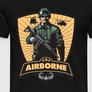 Air Assault Trooper - Men's Premium T-Shirt