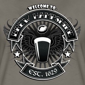 Brew Hampshire T-Shirts - Women's Premium T-Shirt