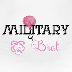 Military Brat  - Girl - Women's Maternity T-Shirt