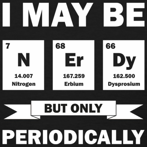 Pereodically Nerdy