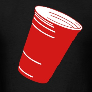 Red Party Cup - Men's T-Shirt