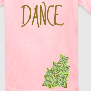 Dance (Flowers) Kids' Shirts - Kids' T-Shirt