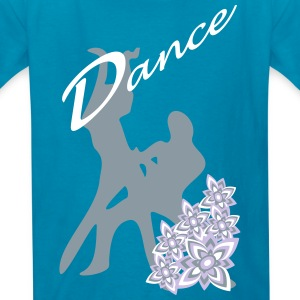 Dance (Latin) Kids' Shirts - Kids' T-Shirt