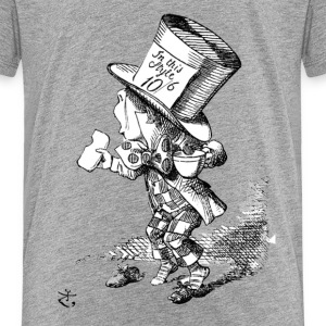 The Mad Hatter - Kids' Premium T-Shirt