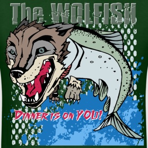 The Real Wolfish T-Shirts - Men's T-Shirt